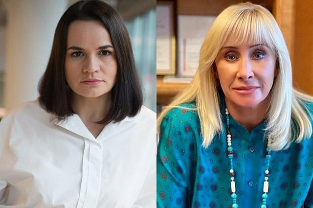 80492 Оксана Пушкина, Юлия Цветкова и Светлана Тихановская вошли в список самых влиятельных женщин по версии BBC