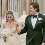 78493 Платье Dior от бабушки и кеды: Юнис Кеннеди Шрайвер вышла замуж в Майами