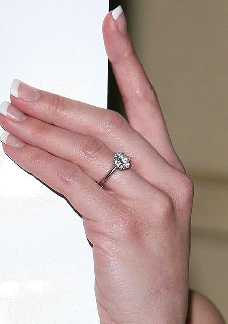 Кольцо Бриттани Мерфи, 2006 год