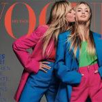 81845 16-летняя дочь Хайди Клум дебютировала на обложке Vogue