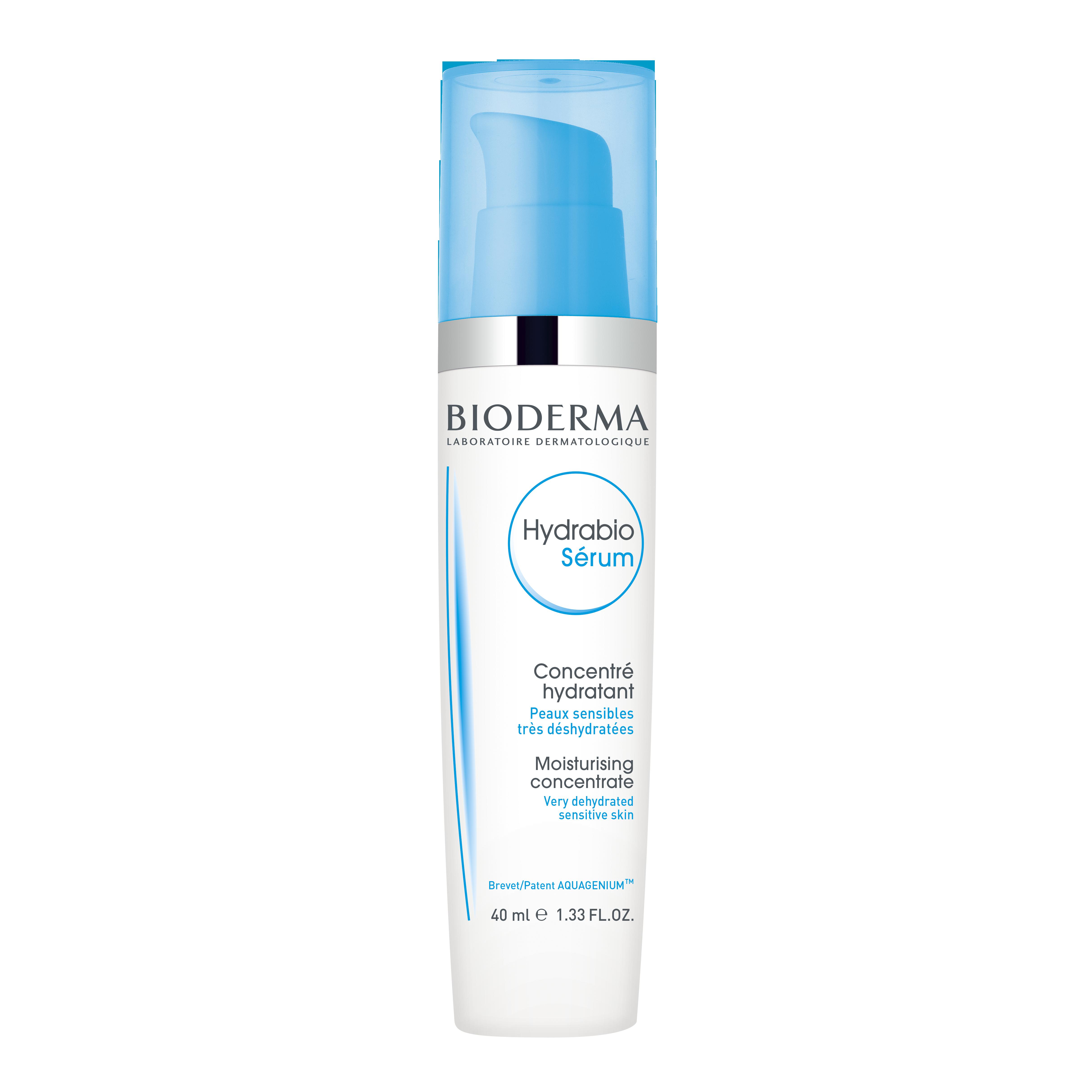 Увлажняющая сыворотка с гиалуроновой кислотой для обезвоженной кожи Bioderma Hydrabio