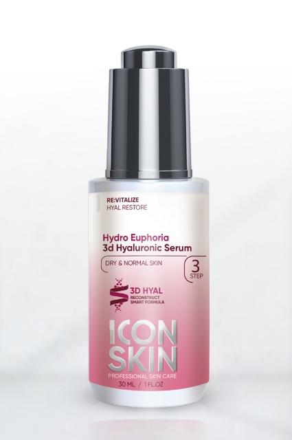 Увлажняющая сыворотка Hydro Euphoria, Icon Skin