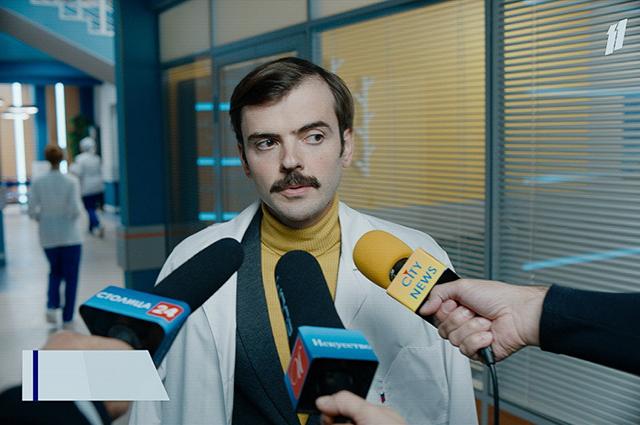 """Антон Лапенко. Кадры из фильма """"Глубже!"""""""