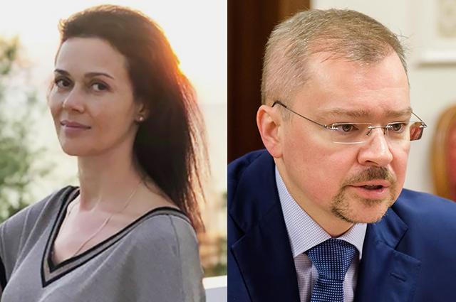 Марина Чайка/Артем Чайка