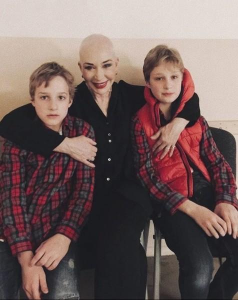 За встречу с внуками Татьяна Васильева заплатила 30 миллионов