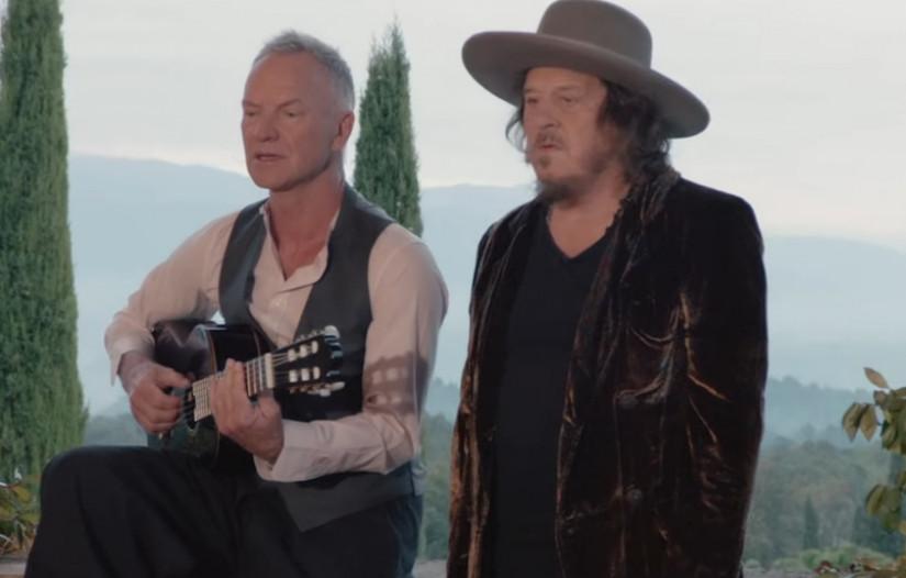 Sting and Zucchero — September, новый клип