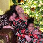 83458 Как Наталья Водянова, Мэрайя Кэри, семейство Бекхэм и другие встретили Рождество