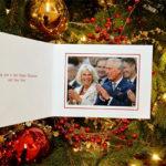83387 Любимые корги, озорные дети, моменты счастья: рождественские открытки разных лет от королевской семьи