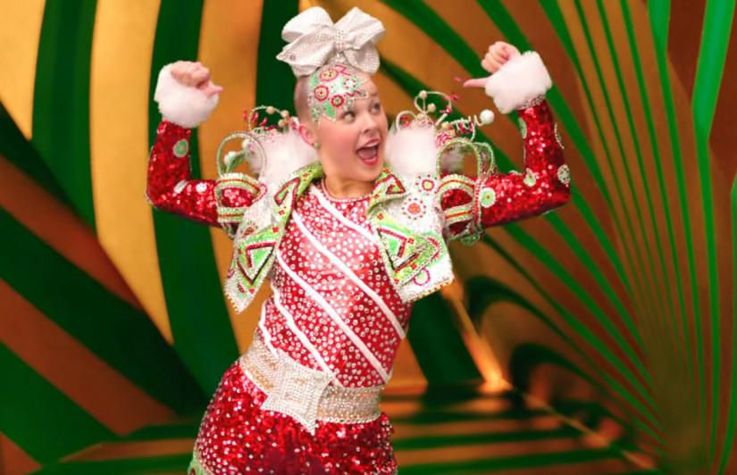 81958 Meghan Trainor — I Believe In Santa, новый клип