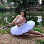 81299 Не только для худых: как живет профессиональная балерина plus-size из Бразилии
