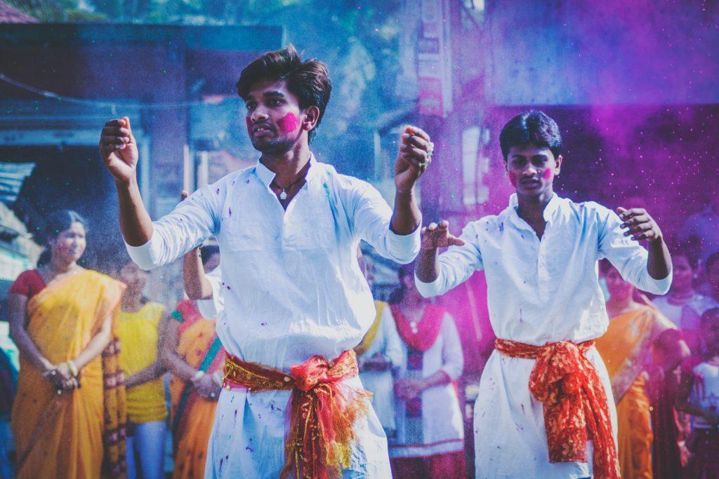 Индийский праздник