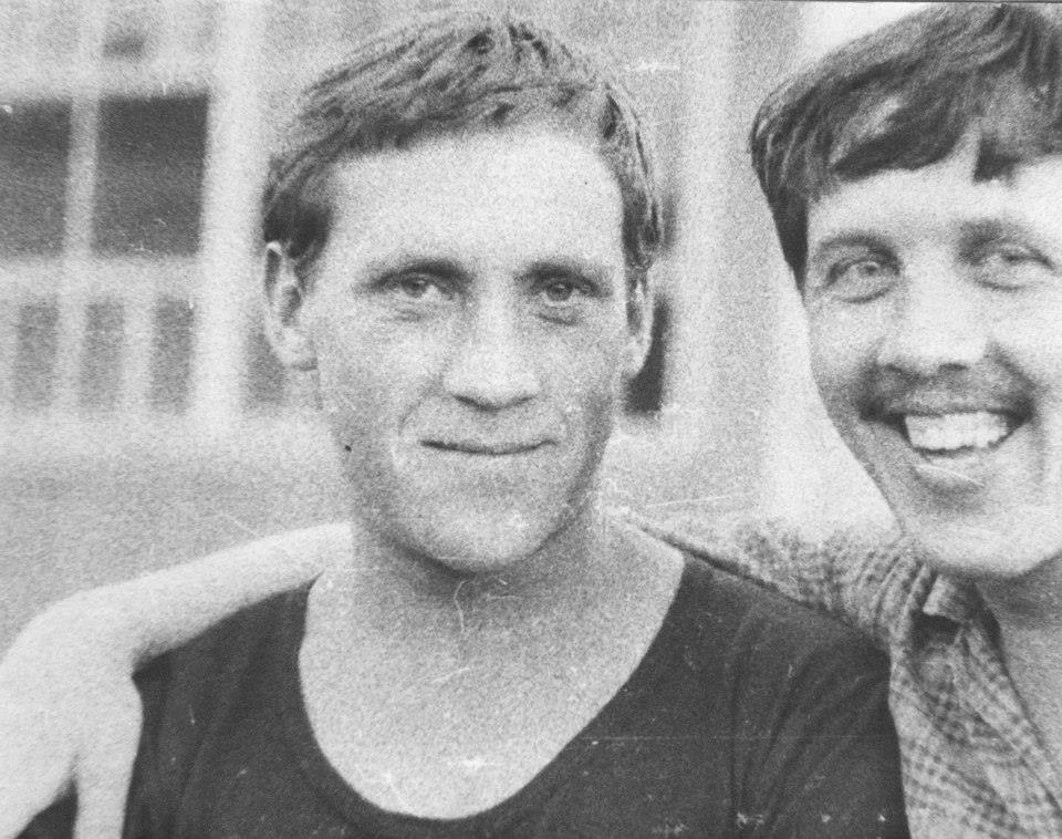 10 редких фото популярных актёров времен СССР