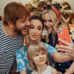 84332 Звездный Instagram: как звезды провели последнюю неделю 2020 года