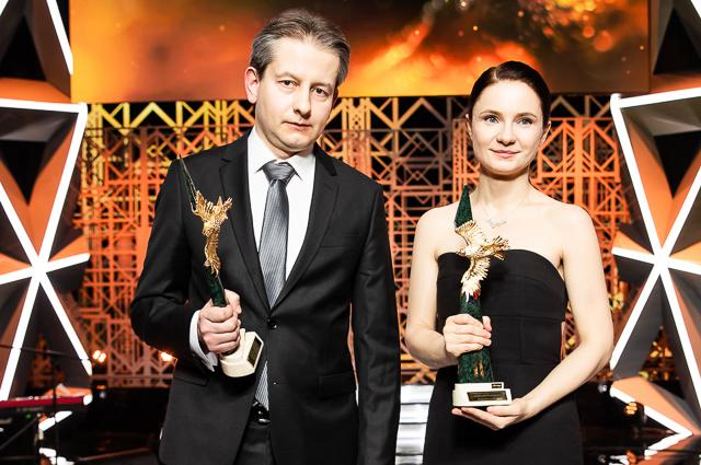 Андрей Зайцев и Ольга Озоллапиня
