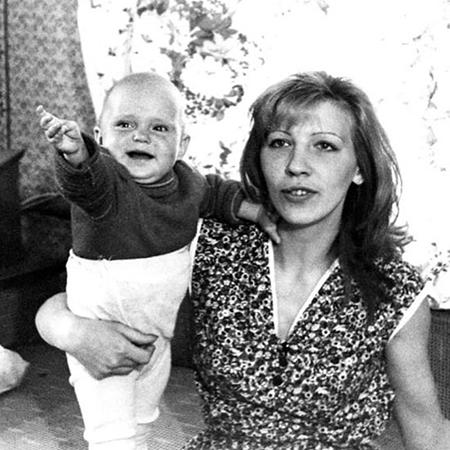 Наталья Ионова с мамой