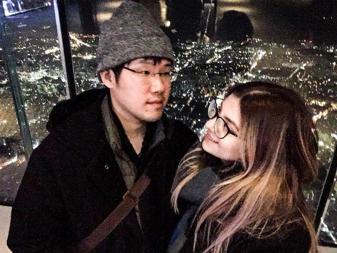 84988 6 лет назад Наталья вышла замуж за японца, а сейчас у них подрастает красивая доченька