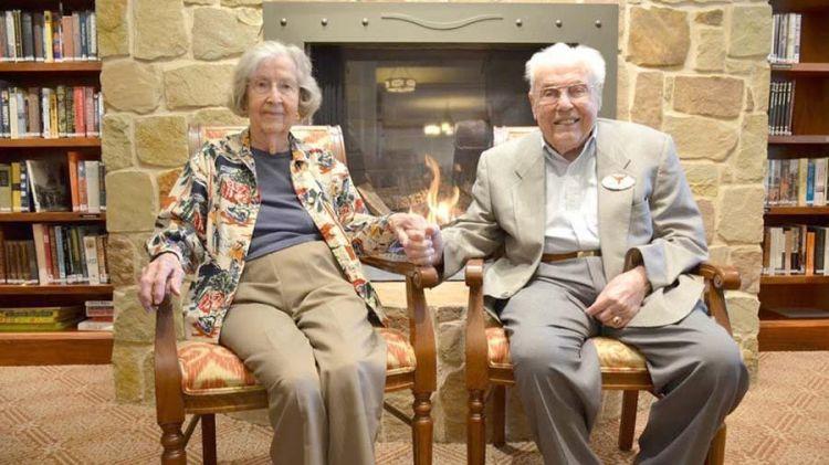 85899 80 лет вместе: самая пожилая супружеская пара отпраздновала свою годовщину