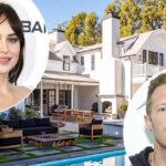 88688 Дакота Джонсон и Крис Мартин купили роскошный особняк в Малибу за 12,5 миллиона долларов