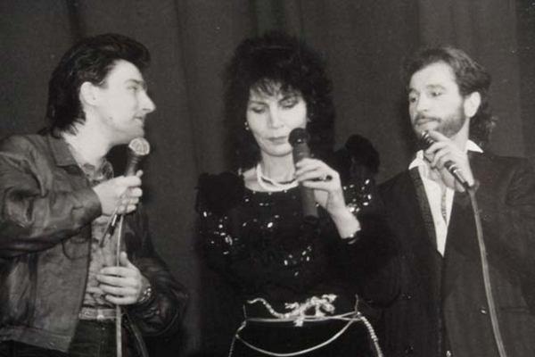 Как сейчас выглядит и куда пропал со сцены популярный певец 90-х Андрей Державин