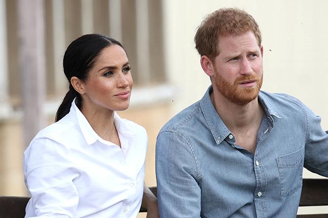 """87096 Друг принца Гарри и Меган Маркл о """"Мегзите"""" и разладе пары с королевской семьей: """"Сохраняется много обид"""""""