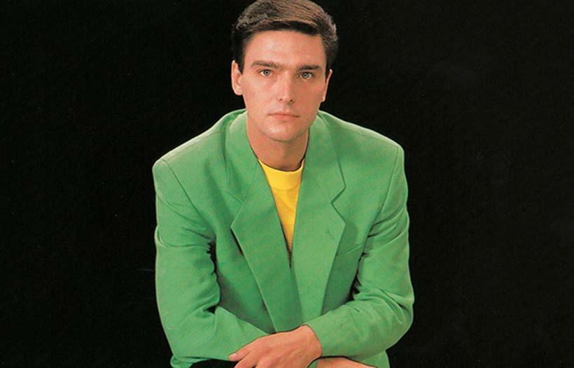 87151 Как сейчас выглядит и куда пропал со сцены популярный певец 90-х Андрей Державин