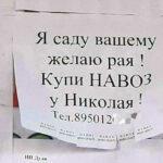 88807 Креативные объявления! (13 фото)