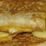 86409 Лаваш с сыром в яйце. Отличный завтрак всего за 5 минут!