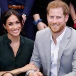 85998 Меган Маркл и принц Гарри планируют визит в Великобританию