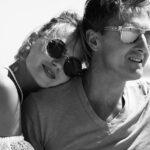 88418 Наталья Ионова поздравила мужа Александра Чистякова с днем рождения и поделилась семейными снимками