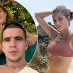 86130 Романтика под пальмами: Саша Новикова и Feduk отдыхают на Бали