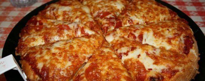 86259 Самая быстрая пицца на сковороде за 10 минут