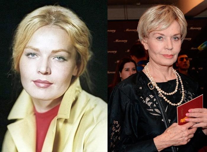 Актрисы, которые прекрасно выглядят в свои 70-80 лет