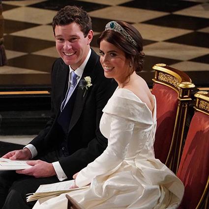 Джек Бруксбэнк и принцесса Евгения