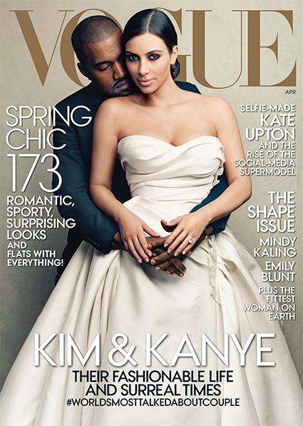 Обложка Vogue, 2014 год, фото Энн Лейбовиц