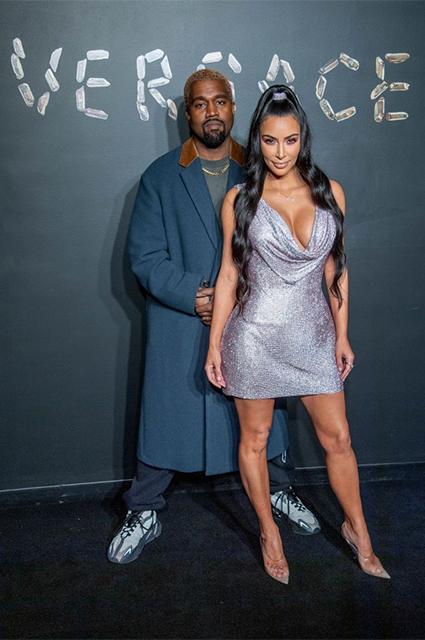 Показ Versace в Нью-Йорке, 2018 год