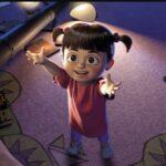 89544 8-месячная малышка из-за длинных волос очень похожа на персонажа мультфильма