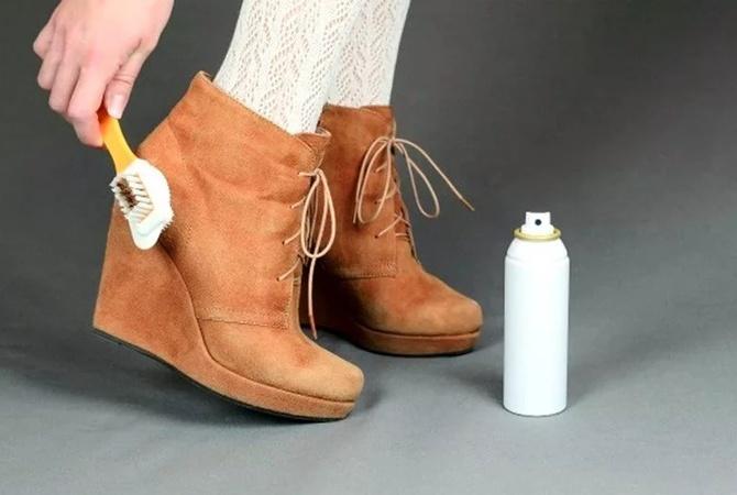 89588 Как быстро почистить грязную обувь