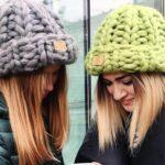 92438 Какие зимние шапки сейчас в моде и с чем из правильно сочетать