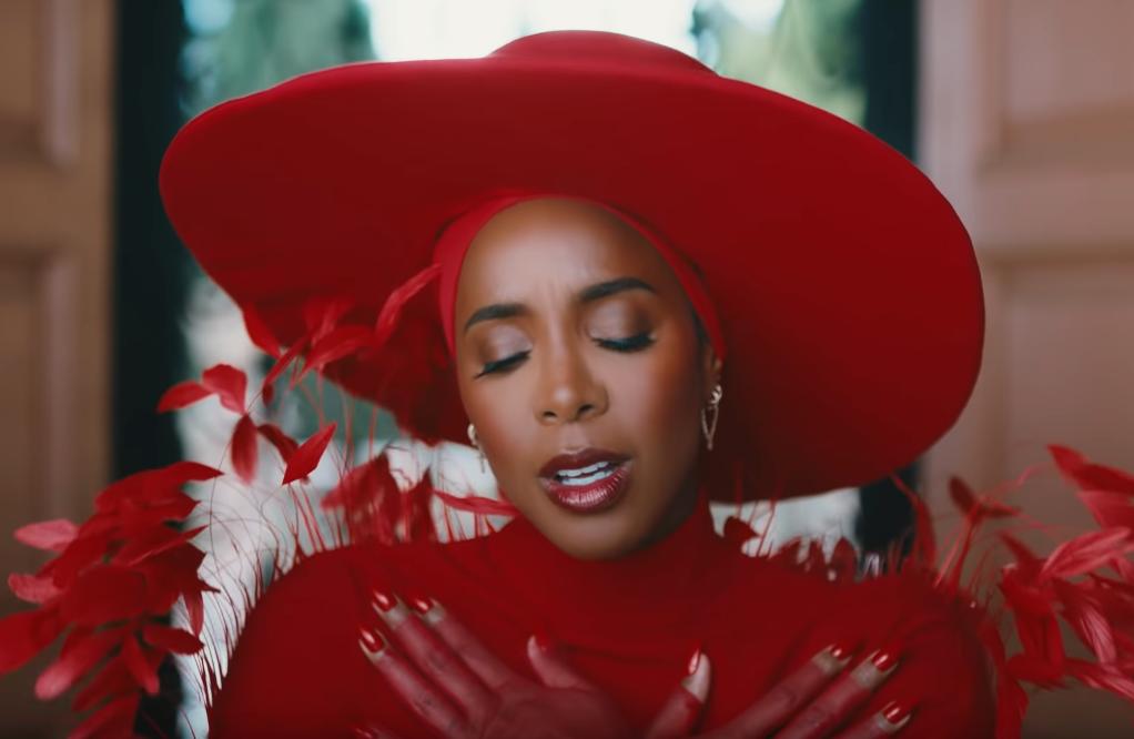 92914 Kelly Rowland — Flowers, новый клип