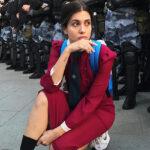 """89680 Надежда Толоконникова рассказала американскому Vogue о протестах в России: """"Главный метод властей — страх"""""""