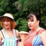 91074 Олеся Железняк — счастливая жена и многодетная мама