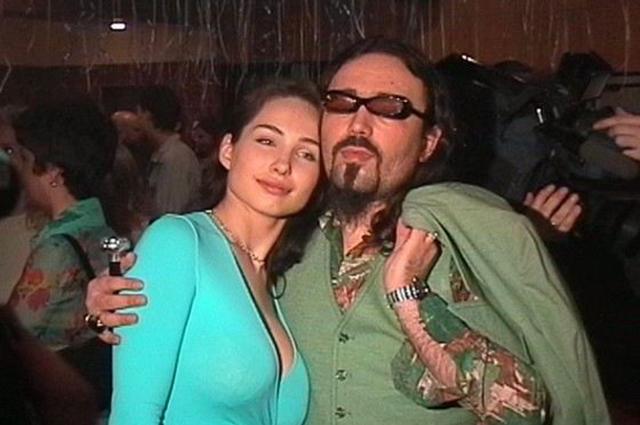 Римма Агафошина и Богдан Титомир