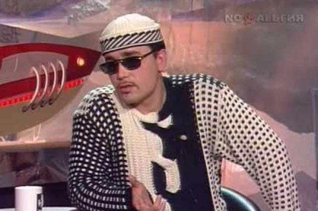 Богдан Титомир в юности