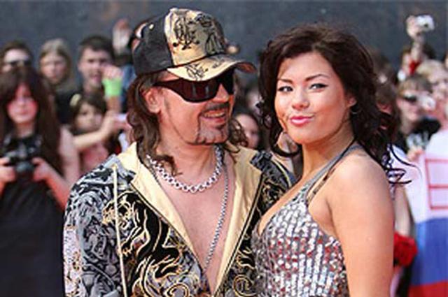 Богдан Титомир и Анна Игошина