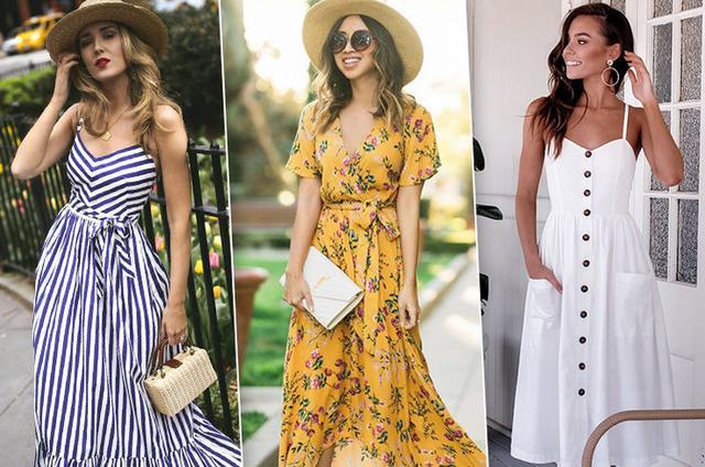 96478 5 моделей платьев, которые будут актуальны летом-2020