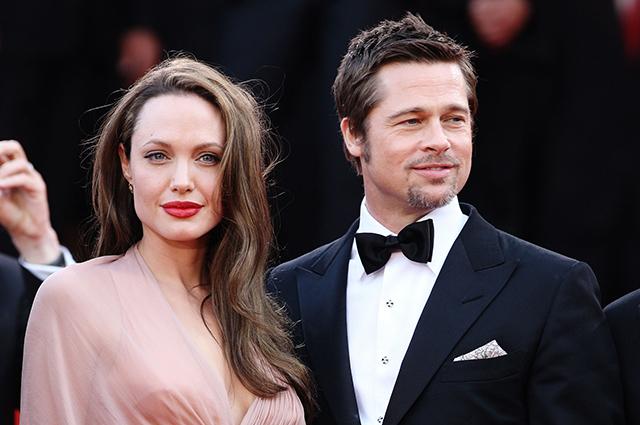96209 Анджелина Джоли готовится представить в суде доказательства домашнего насилия со стороны Брэда Питта