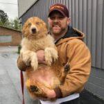 96195 Счастливое возвращение: собачка нашлась спустя два месяца после того как ее унес торнадо