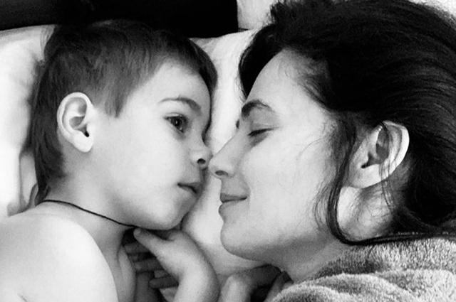 94924 Юлия Снигирь и Евгений Цыганов поделились редкими фото сына Федора по случаю его пятилетия