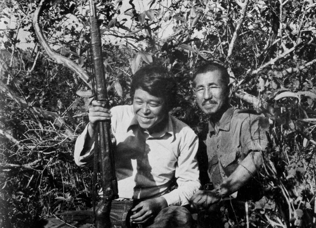 Еще тридцать лет после Второй мировой партизанил японский солдат