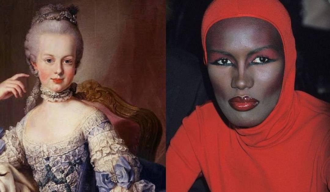 96820 Какой макияж делали известные красавицы прошлого